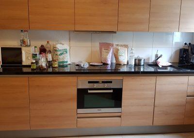 Monteurwohnung 2 Küche