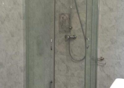 Ferienwohnung Giessen Badezimmer
