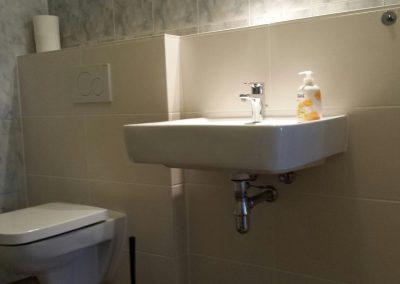 Ferienwohnung 2 Badezimmer