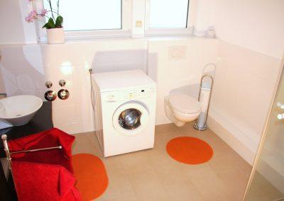 Monteurwohnung 2 Badezimmer