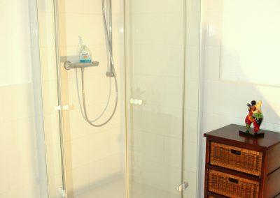 Monteurwohnung 2 Dusche